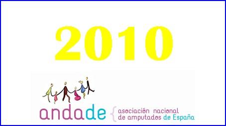 Actividades de ANDADE para 2010 (Actualizado 07/01/2011)