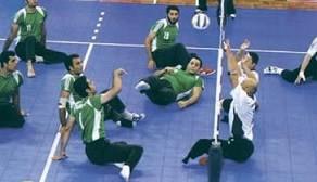 La Fundación Deporte Integra y el Club Voleibol Sanse acercan el Sitting-Volley. ACT. 09/03/2011