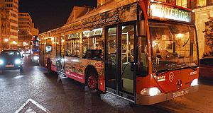 Denuncian un trato discriminatorio de los conductores de autobús de Valencia.