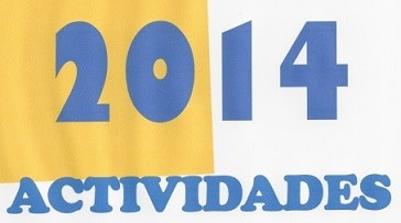 ACTIVIDADES ANDADE 2014
