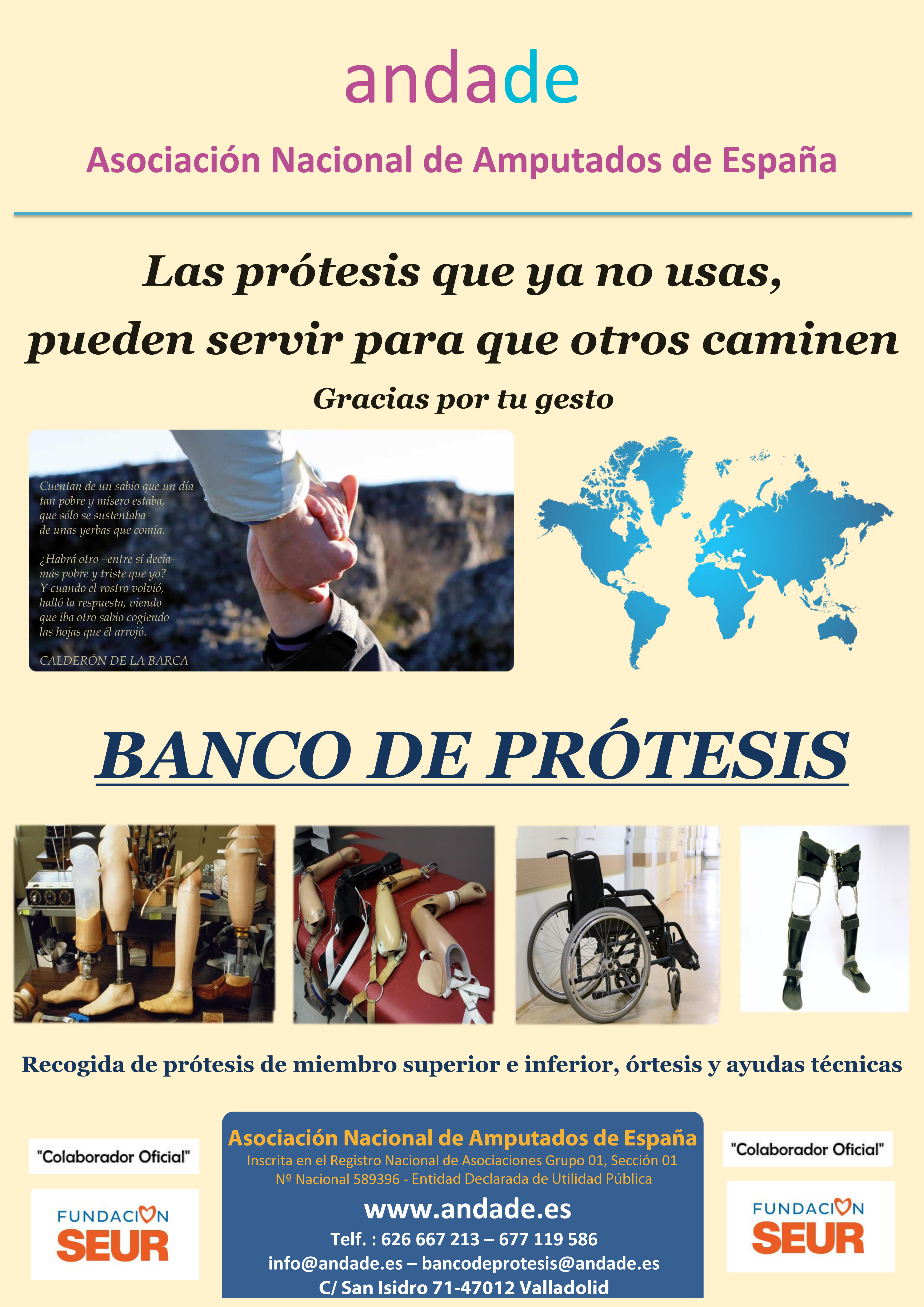Banco de Prótesis de ANDADE