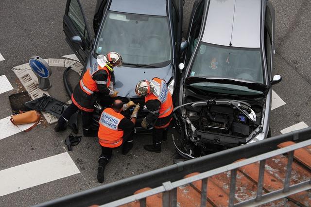 Evolución de la coordinación de los servicios de emergencia en la escena del accidente